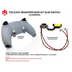 Easy Remapper V1| ALU | for PS5 Controller