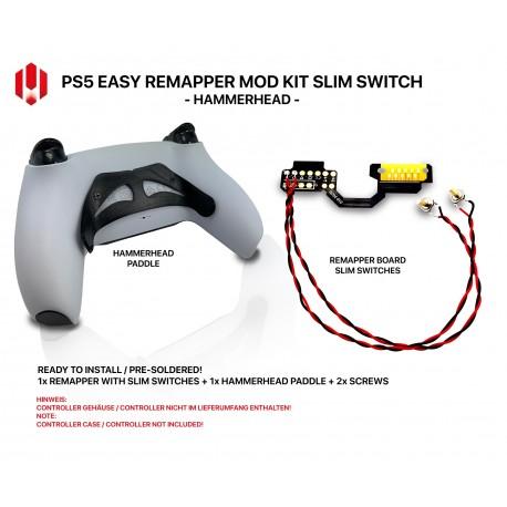 Easy Remapper V1| HAMMERHEAD | for PS5 Controller