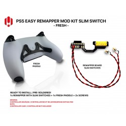Easy Remapper V1| HAMMERHEAD | for PS5 Controller