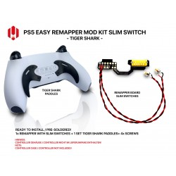 Easy Remapper V1| TIGER SHARK | for PS5 Controller