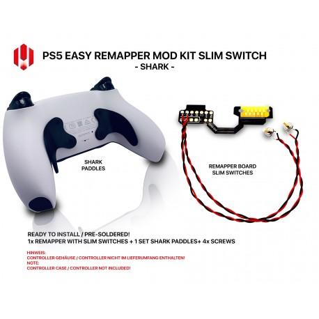 Easy Remapper V1| SHARK | for PS5 Controller